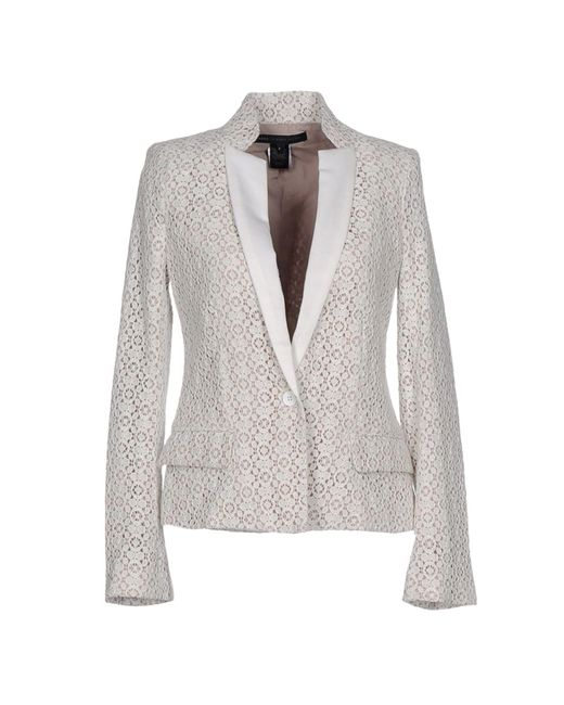 Marc By Marc Jacobs - White Blazer - Lyst