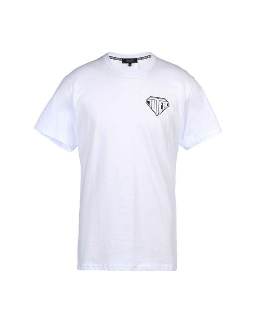 Iuter | Gray T-shirt for Men | Lyst