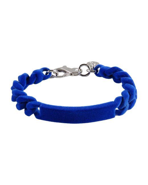 MM6 by Maison Martin Margiela - Blue Bracelets - Lyst