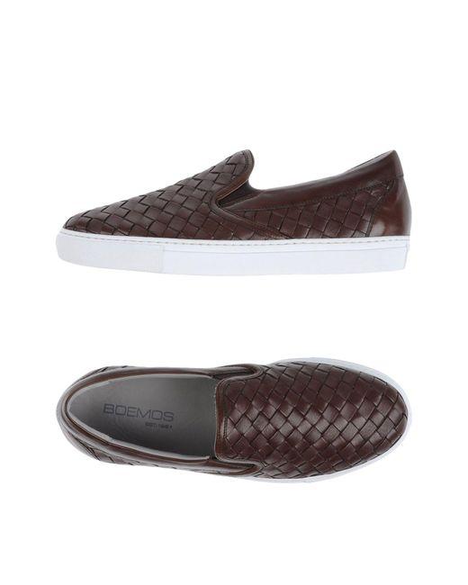 Boemos | Brown Low-tops & Sneakers | Lyst
