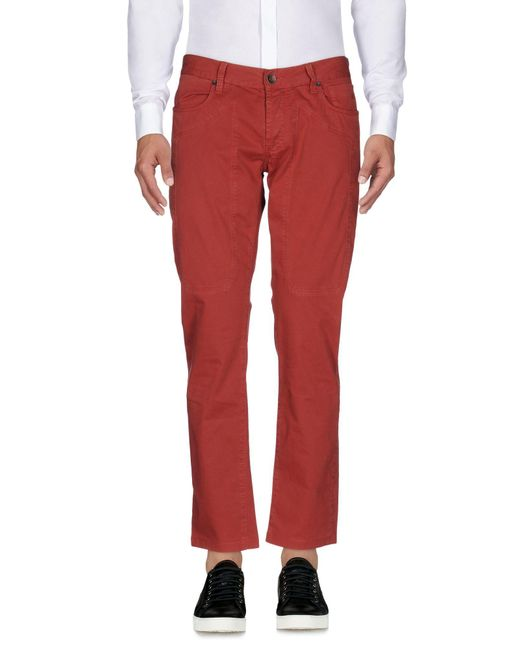 chino trousers - Red Jeckerson 8QjuT