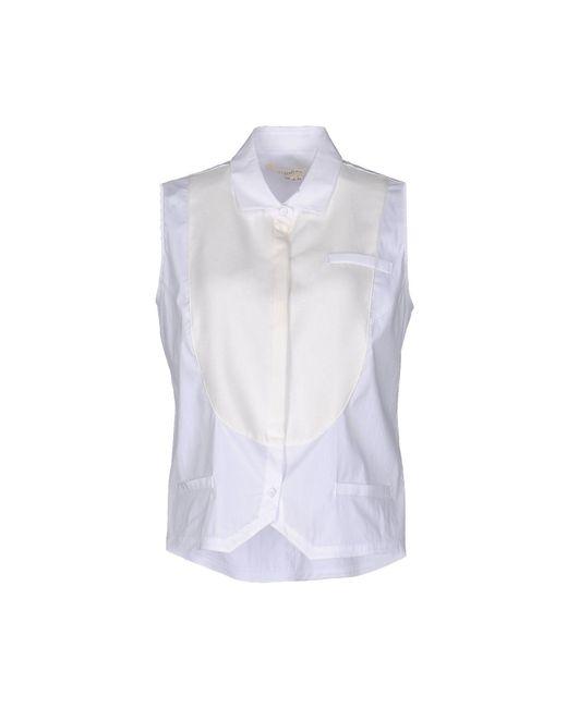 O'2nd - White Shirt - Lyst