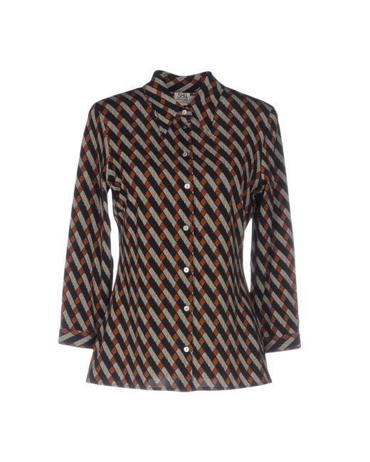 Siyu - Multicolor Shirt - Lyst
