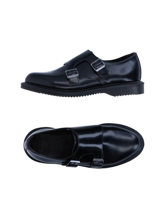 Dr. Martens - Black Loafer - Lyst