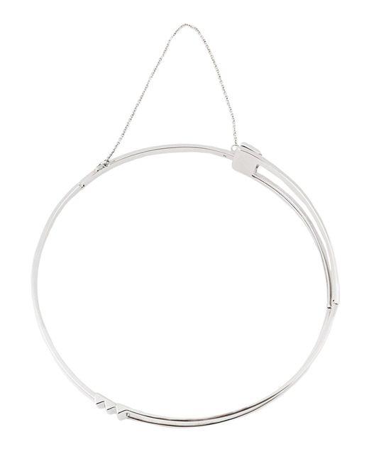 Eddie Borgo - Metallic Necklace - Lyst