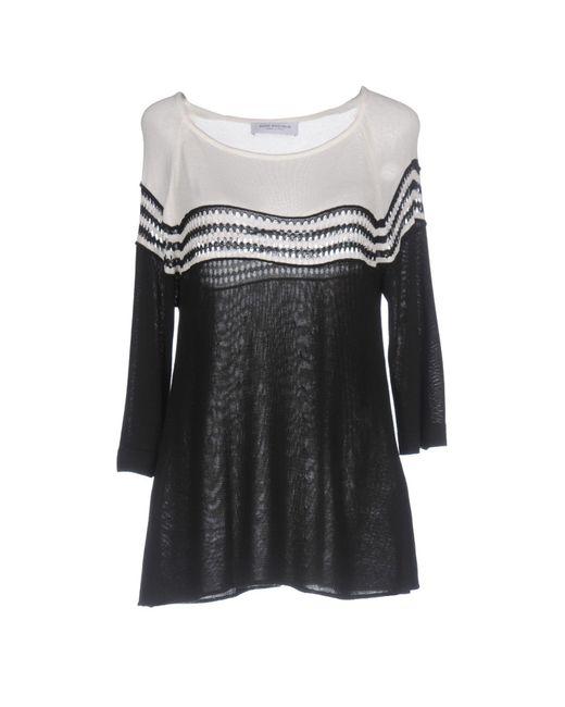 Anna Rachele - Black Sweater - Lyst