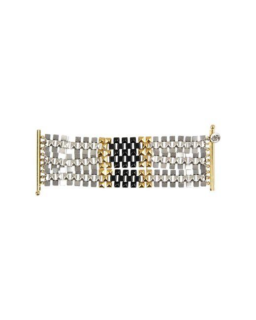 Ela Stone - Metallic Bracelet - Lyst