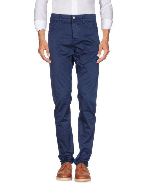 Balenciaga - Blue Casual Pants for Men - Lyst