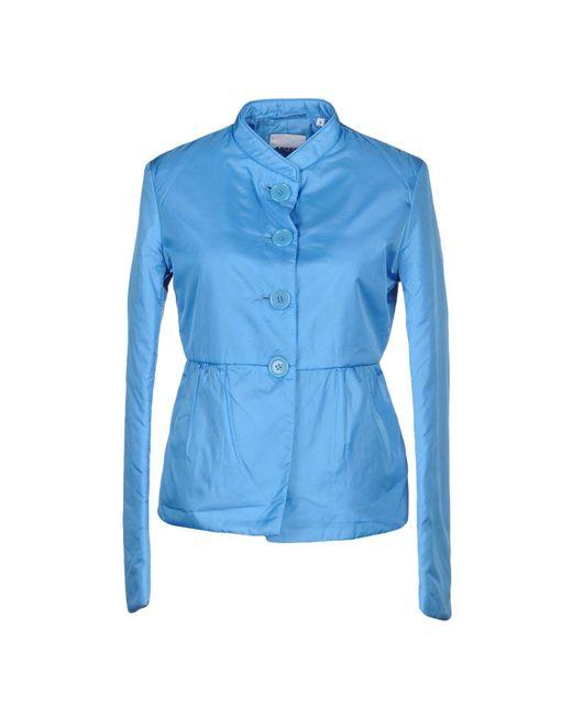 Aspesi - Blue Jackets - Lyst