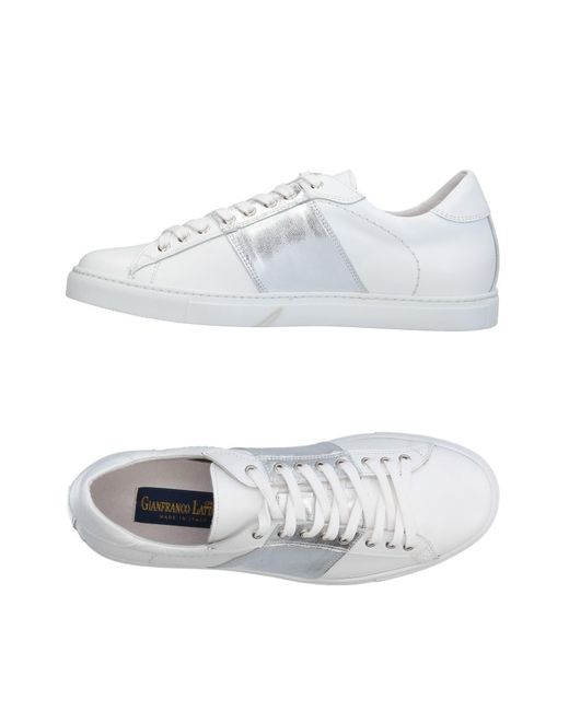 FOOTWEAR - Low-tops & sneakers Gianfranco Lattanzi 37l3SCwQWK