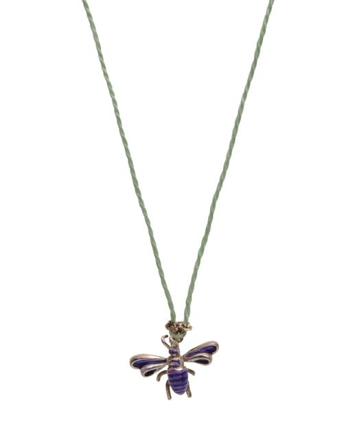 Aurelie Bidermann - Green Necklaces - Lyst