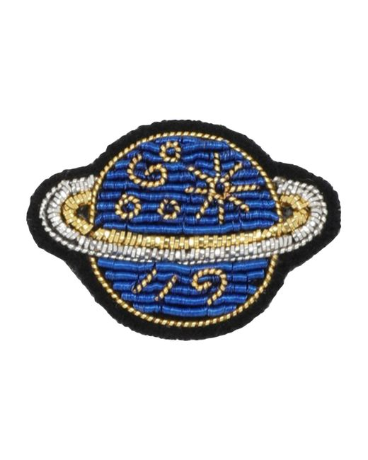Macon & Lesquoy   Blue Brooch   Lyst