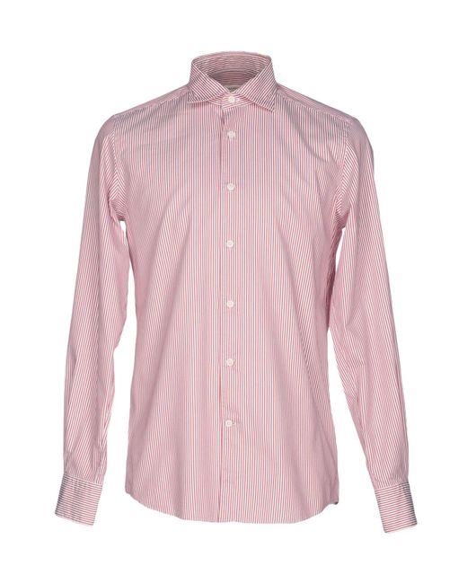 Hamptons | Red Shirt for Men | Lyst