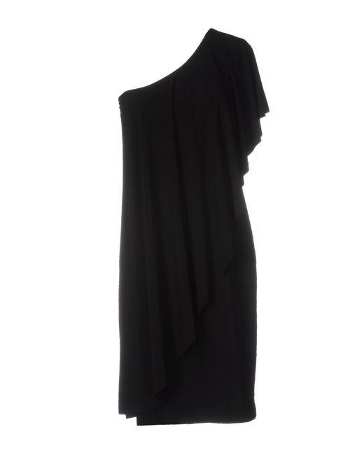 Kamalikulture   Black Short Dress   Lyst
