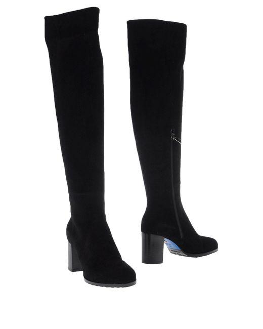 Loriblu - Black Boots - Lyst