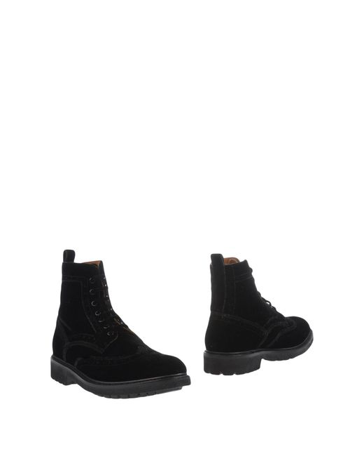 Givenchy - Black Ankle Boots for Men - Lyst