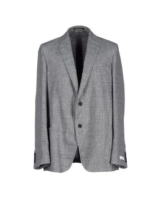 Richard James - Gray Blazer for Men - Lyst