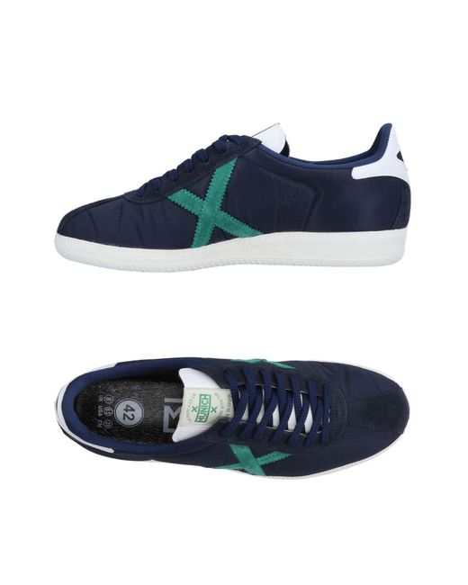 Munich - Blue Low-tops & Sneakers for Men - Lyst