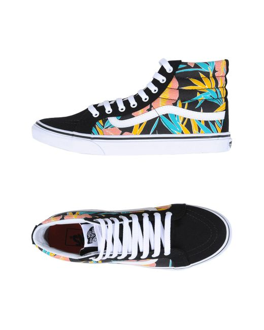 Vans - Black High-tops & Sneakers - Lyst