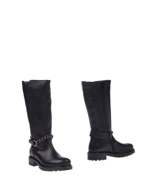 Liu Jo - Black Ankle Boots - Lyst