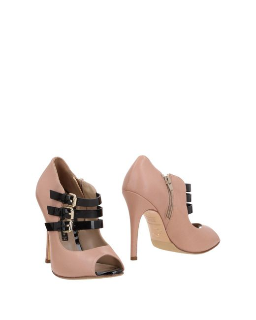 Norma J. Baker - Pink Shoe Boots - Lyst