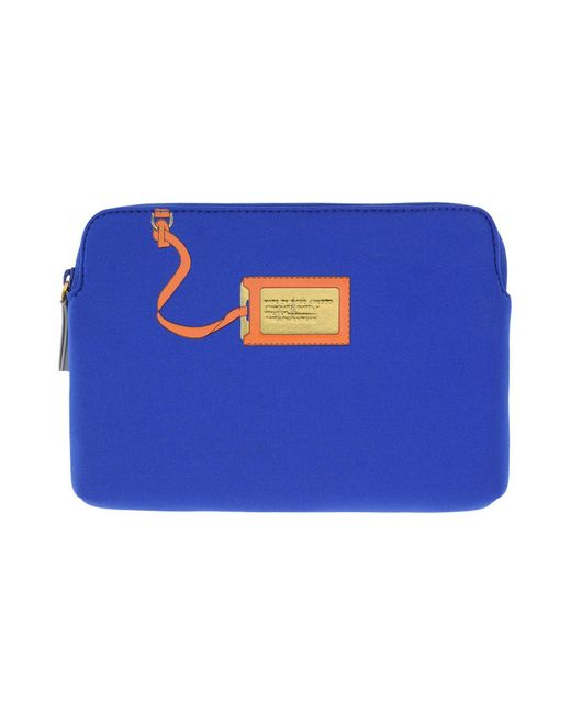 Marc By Marc Jacobs - Blue Pouch - Lyst