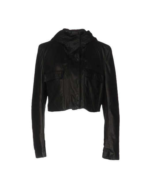 Peuterey | Black Jacket | Lyst