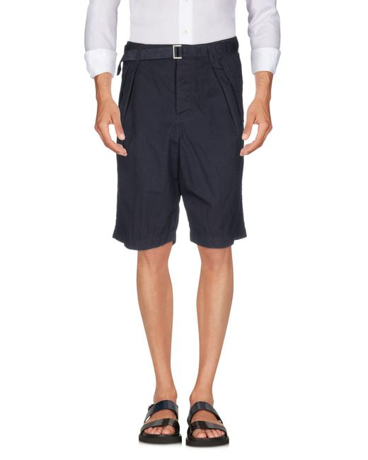 Real For Sale Clearance Big Discount TROUSERS - Bermuda shorts Fifteen And Half Cheap Sale 2018 Clearance Best Store To Get Cheap Price Outlet 77Ivx