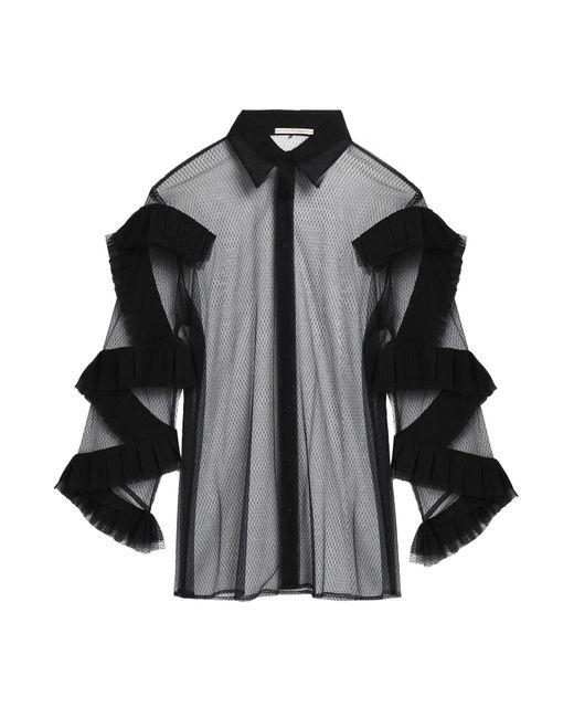Marco De Vincenzo - Black Shirt - Lyst