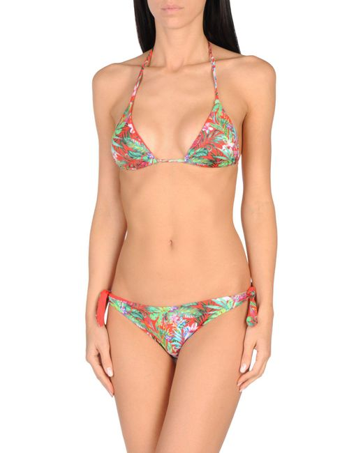 Verdissima - Red Bikinis - Lyst