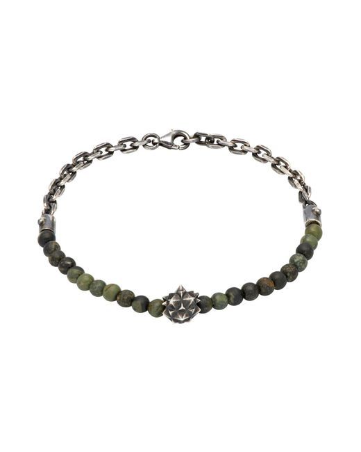 Northskull - Gray Bracelet for Men - Lyst