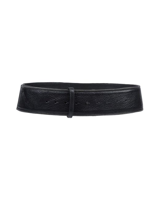 Brunello Cucinelli - Black Belt - Lyst
