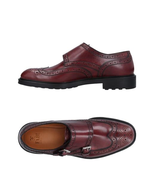 Fabi - Brown Loafer for Men - Lyst