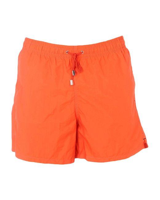 Roda At The Beach - Orange Swimming Trunks for Men - Lyst