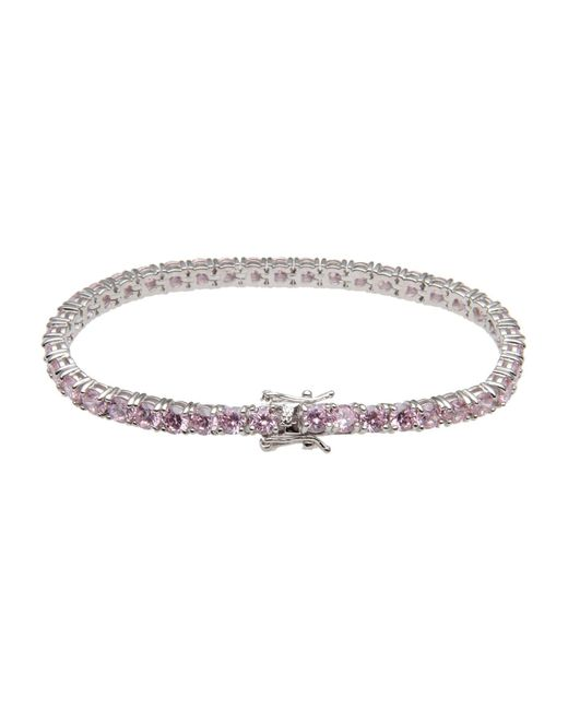 CZ by Kenneth Jay Lane | Pink Bracelet | Lyst