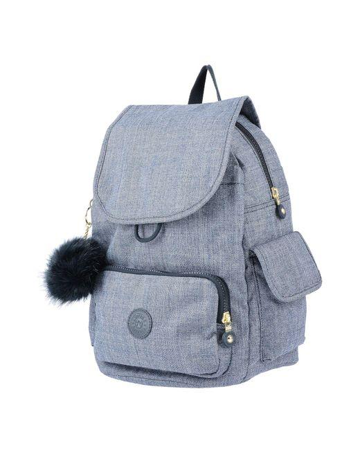 Kipling - Blue Backpacks & Bum Bags - Lyst
