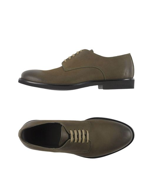 Havaianas - Green Lace-up Shoe for Men - Lyst