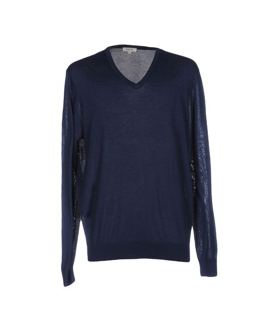 Geox | Blue Sweater for Men | Lyst