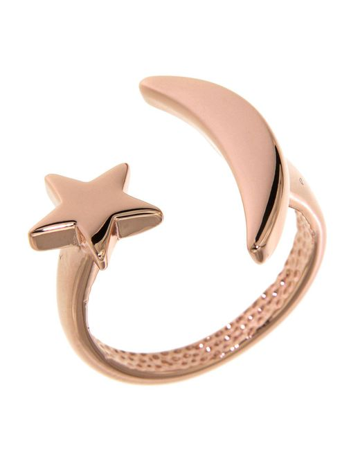 Nadine S - Pink Rings - Lyst