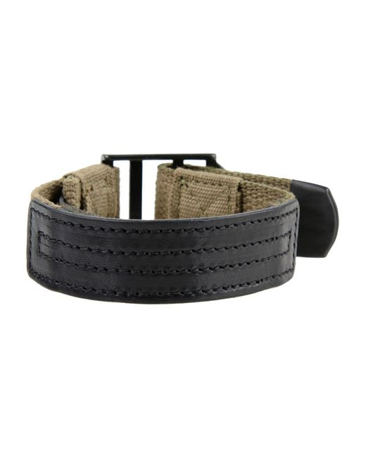 DSquared² - Black Bracelet for Men - Lyst