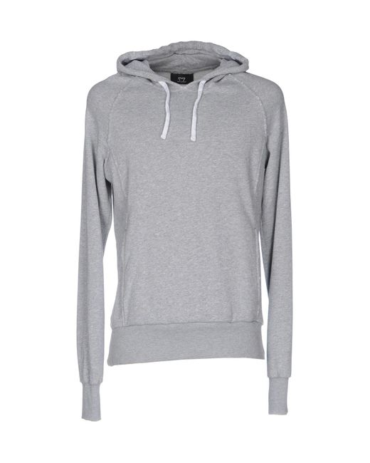 0b2511bfc09c Falorma - Gray Sweatshirt for Men - Lyst ...