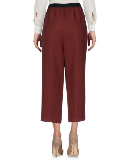 TROUSERS - 3/4-length trousers Satine cvw6alrO