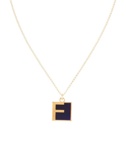 Lily Kamper - Metallic Necklace - Lyst