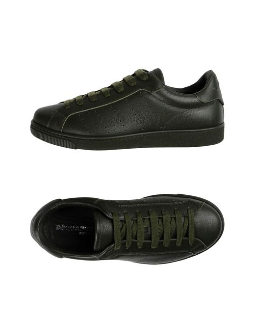 DSquared² - Green Low-tops & Sneakers for Men - Lyst