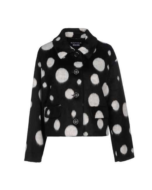Boutique Moschino - Black Blazers - Lyst
