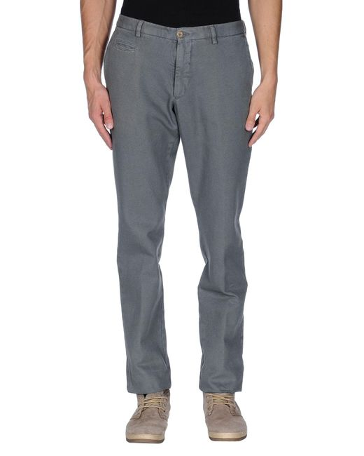 Altea - Gray Casual Pants for Men - Lyst