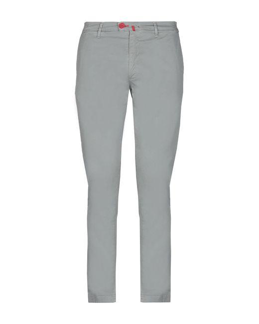 Jeanseng - Gray Casual Trouser for Men - Lyst