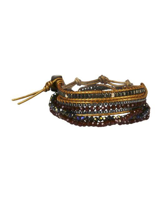 Nakamol | Black Bracelet | Lyst