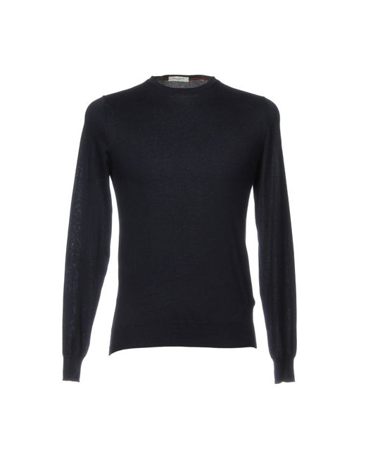 Paolo Pecora - Blue Sweater for Men - Lyst