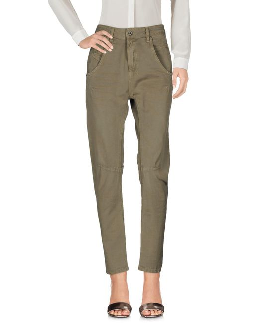 DIESEL - Multicolor Casual Trouser - Lyst